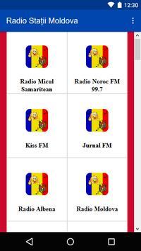 Radio Stații Moldova screenshot 1