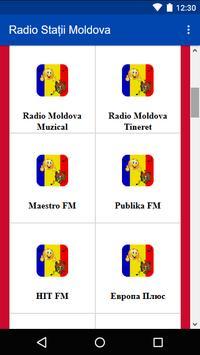 Radio Stații Moldova screenshot 2