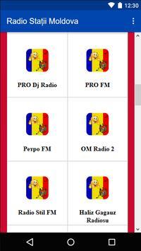 Radio Stații Moldova screenshot 3
