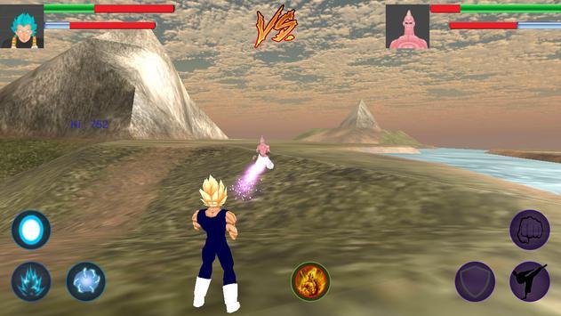 Goku Field of Battles apk screenshot