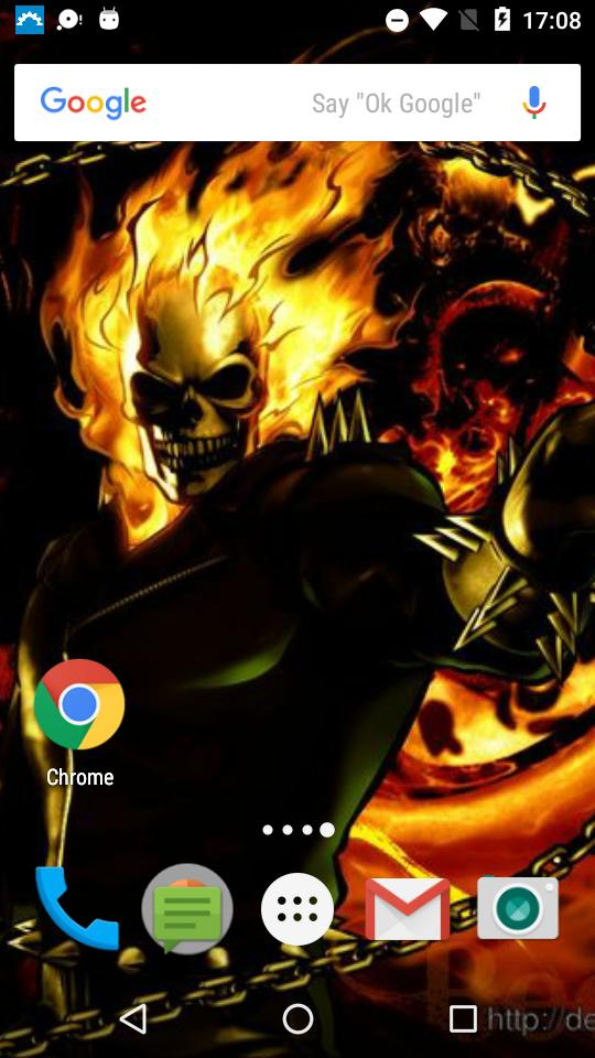 Ghost Rider Wallpapers Hd For Android Apk Download