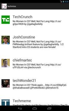 techmixx apk screenshot