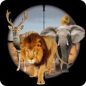 Safari Hunting Wild Sniper icon