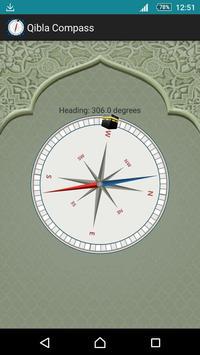 Qibla Campass screenshot 1