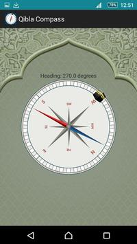 Qibla Campass screenshot 2