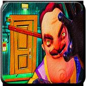New Pro Trick For Hello Neigbor Alpha 4 icon