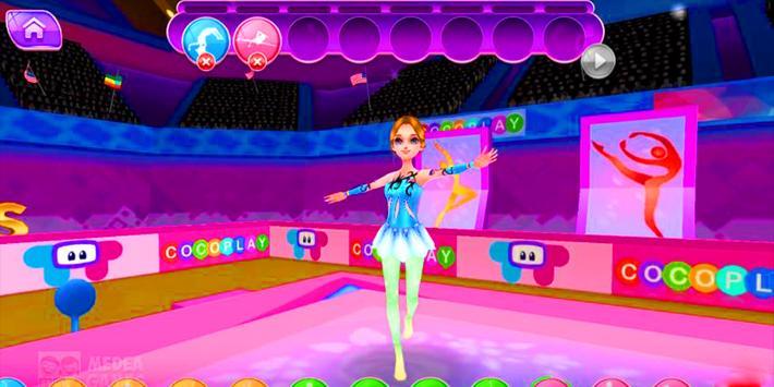 New Pro Trick For Gymnastics Superstar apk screenshot