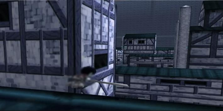 guide for attack on titan apk screenshot