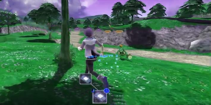 cheat for digimon world order apk screenshot