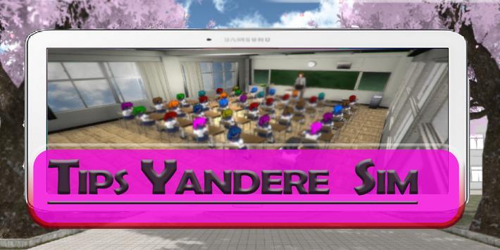 Ideas Yandere High School Sim screenshot 1
