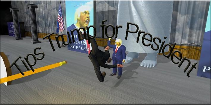 Free Trump For President guide apk screenshot