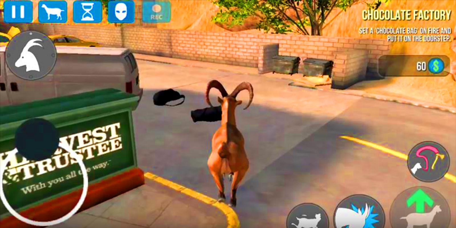 goat simulator payday apk download android