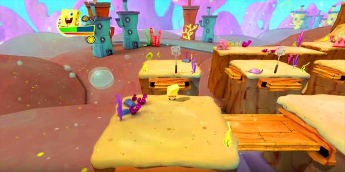 Guide for Spongebob Moves in poster