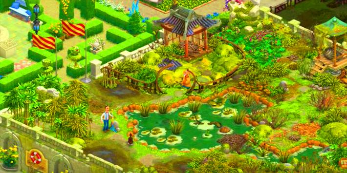 Pro Cheat For Gardenscapes poster