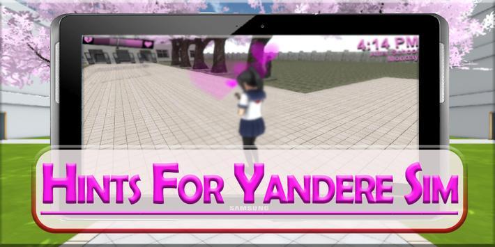 Guide For Yandere Simulator poster