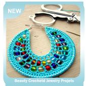 Beauty Crochetd Jewelry Projets icon