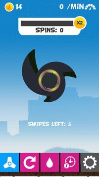 Fidget Hand Spinner poster
