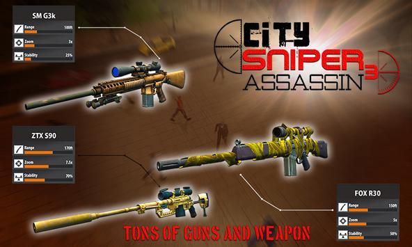 Secret Agent Spy Sniper screenshot 1
