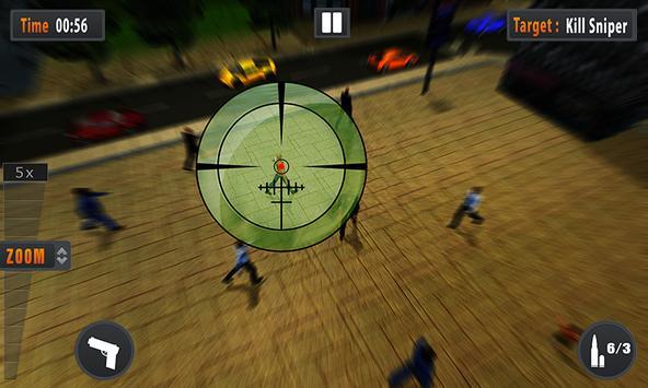Secret Agent Spy Sniper screenshot 2