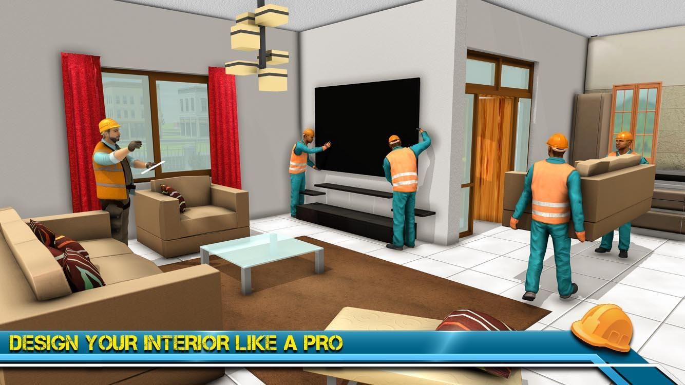 Modern Home Design & House Construction Games 3D for Android - APK Download