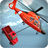 Helicopter Rescue Simulator 3D icon