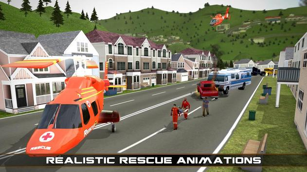 Helicopter Rescue screenshot 14
