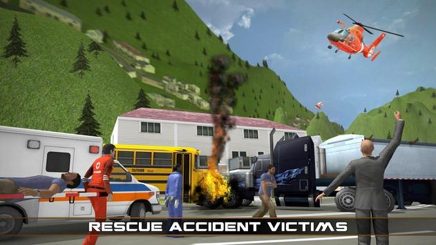 Helicopter Rescue screenshot 1