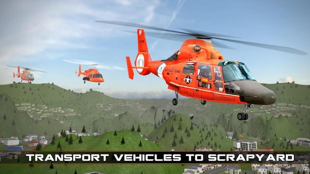 Helicopter Rescue screenshot 4