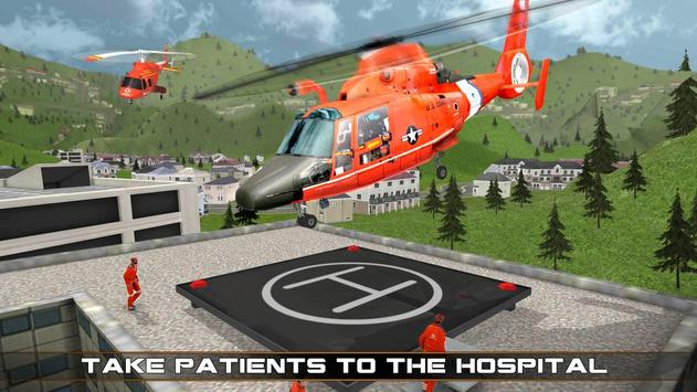 Helicopter Rescue screenshot 8