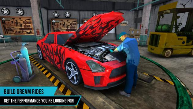 Car Mechanic Simulator Game 3D screenshot 6