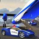 Police Plane Transporter Game APK