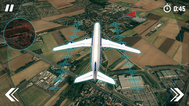 Air plane take off and landing Game screenshot 1