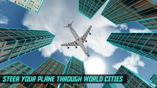 Air plane take off and landing Game screenshot 3