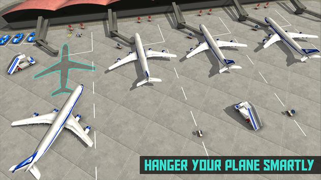 Air plane take off and landing Game screenshot 5