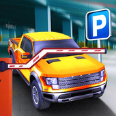 Real Car Parking Game 2017 - Speed Parking Mania icon