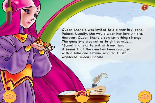 Princess Shamadina apk screenshot