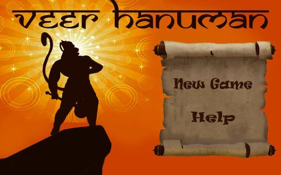 Veer Hanuman poster