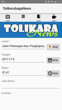 Tolikarubaga News apk screenshot