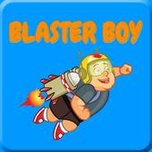 Blaster Boy - FREE icon