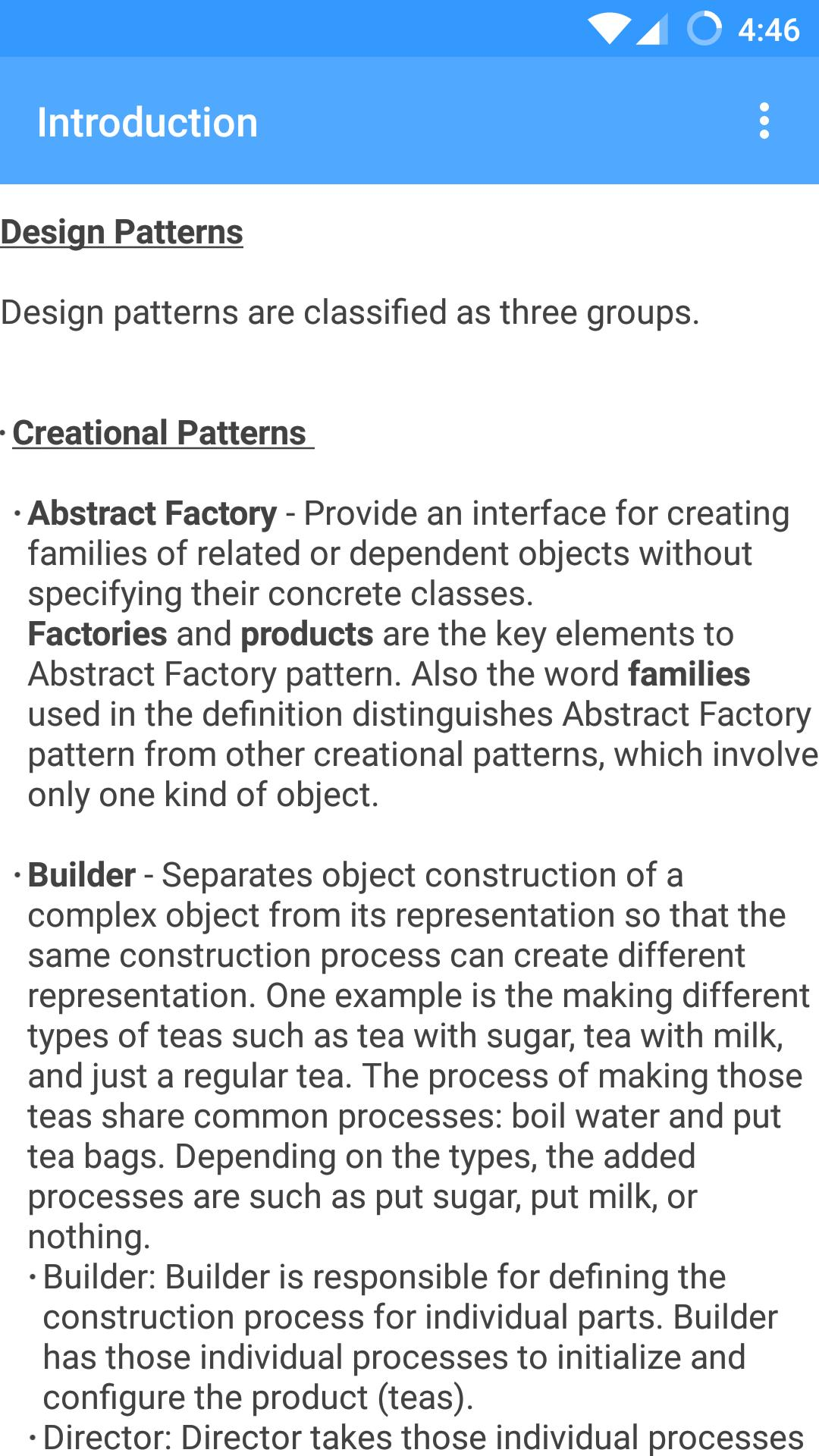 C++ Design Patterns for Android - APK Download