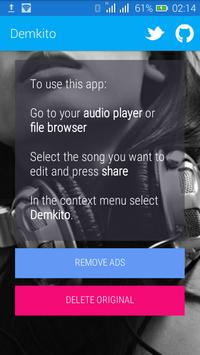 Demkito, Mdundo Clean Music screenshot 2