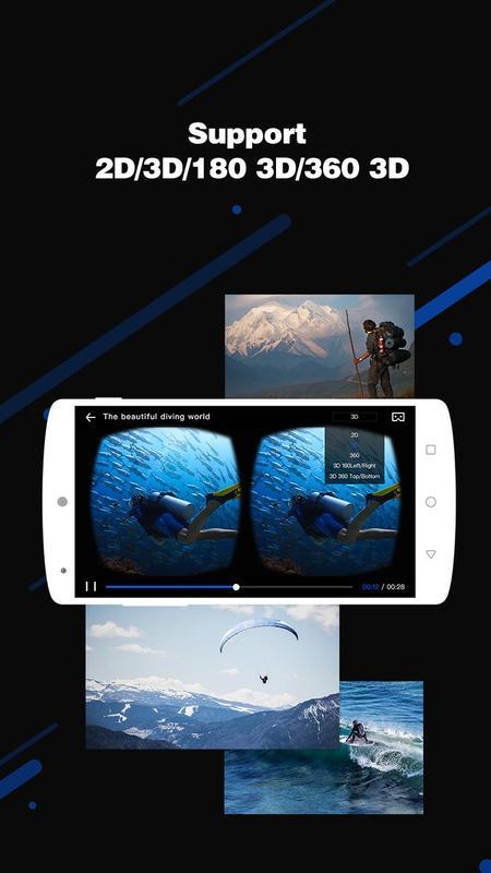 84ecadf5fbce 3D VR Player gönderen 3D VR Player Ekran Görüntüsü 1 ...