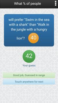 What % of people screenshot 4