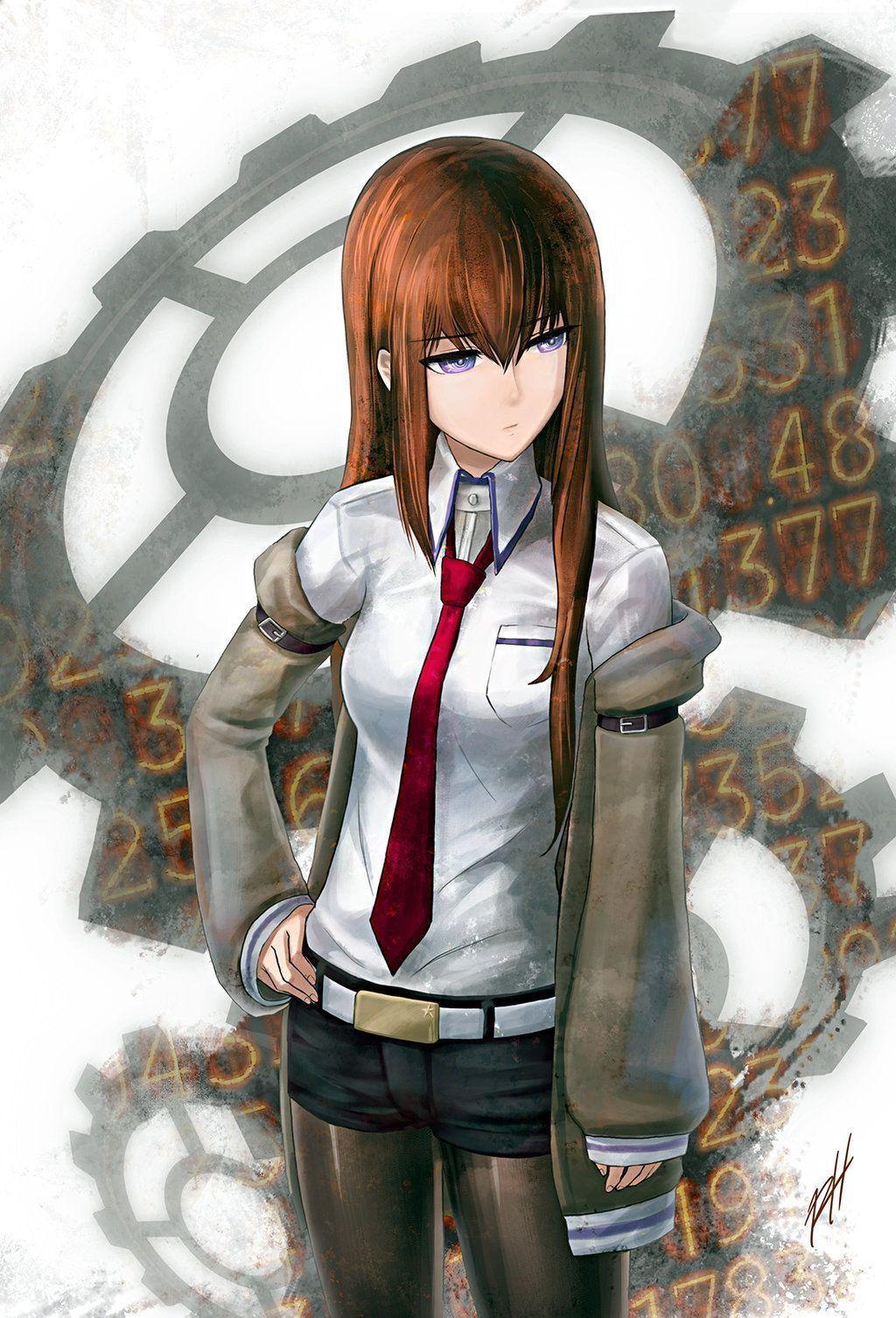 Makise Kurisu Wallpapers 4k (Ultra HD) for Android - APK ...