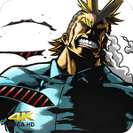 All Might Wallpapers 4k Ultra Hd Apk App Free Download