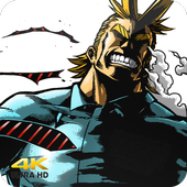 All Might Wallpapers 4k (ultra HD) icon
