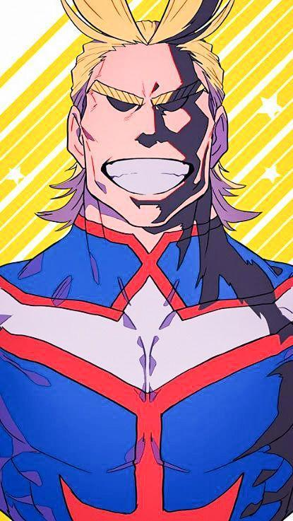 All Might Wallpapers 4k Ultra Hd Für Android Apk