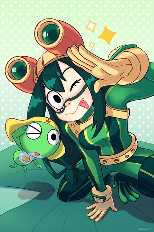 Asui Tsuyu Wallpapers 4k Ultra Hd For Android Apk Download