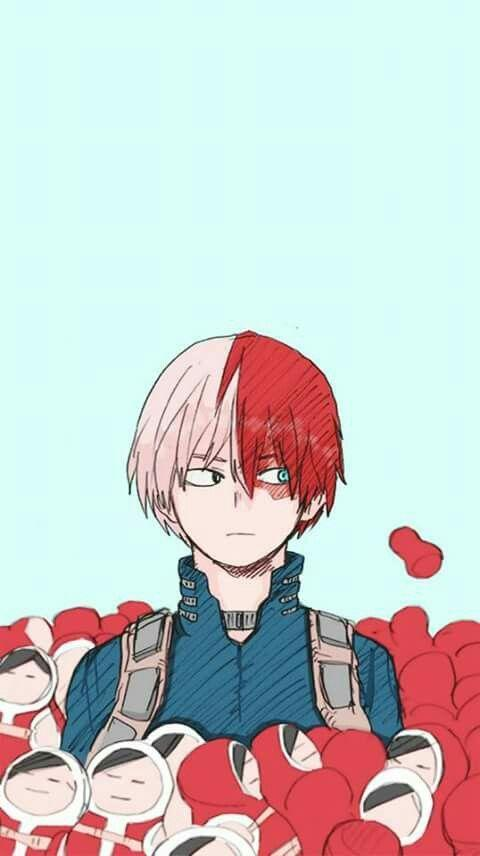 Todoroki Shoto Wallpapers 4k Ultra Hd For Android Apk