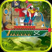 Race of Pirate Bonald Duck Run icon